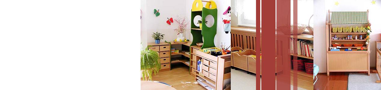 Dětský nábytek a zařízení